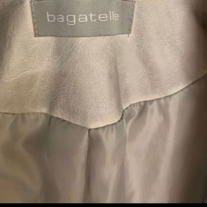 bagatelle Jackets & Coats - Faux Leather Jacket. Brand new without tag.